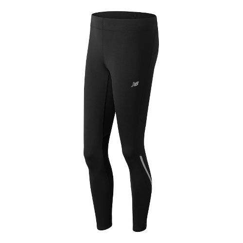 Womens New Balance Impact Tight Pants - Black XL