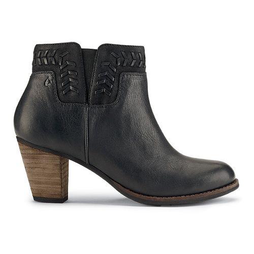 Womens OluKai Kamahoi Casual Shoe - Black/Black 11