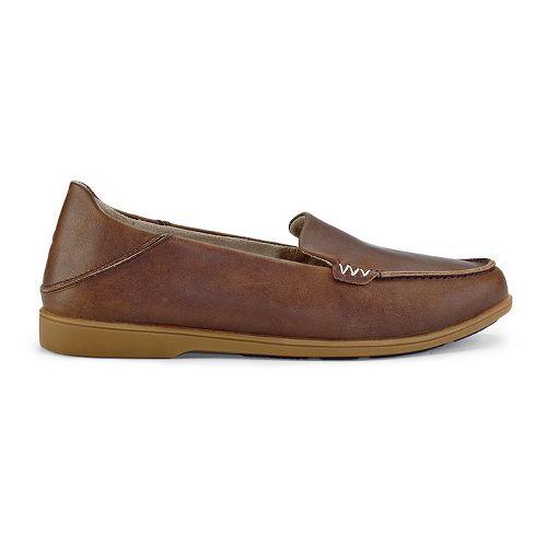 Womens OluKai Kiele Casual Shoe - Mustard/Mustard 11