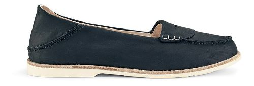 Womens OluKai Okika Casual Shoe - Carbon/Carbon 9