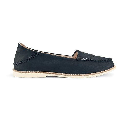Womens OluKai Okika Casual Shoe - Carbon/Carbon 7