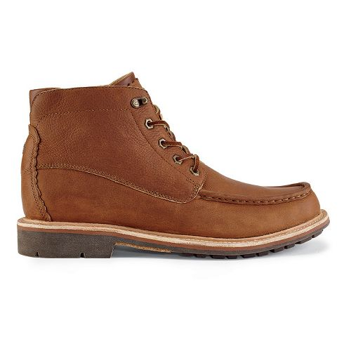 Mens OluKai Kohala Casual Shoe - Toffee/Toffee 13