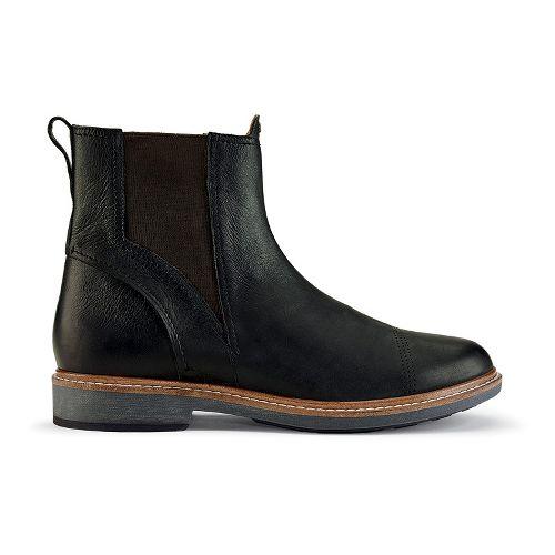 Mens OluKai Makaloa Casual Shoe - Black/Black 10