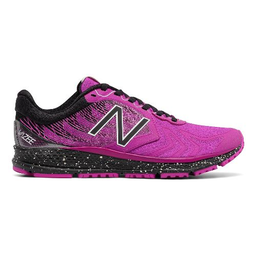 Womens New Balance Vazee Pace v2 Protect Running Shoe - Pink/Silver 9.5