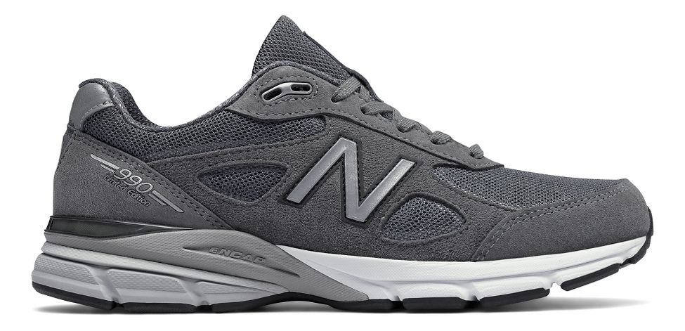 Mens New Balance 990v4 Reflective Running Shoe