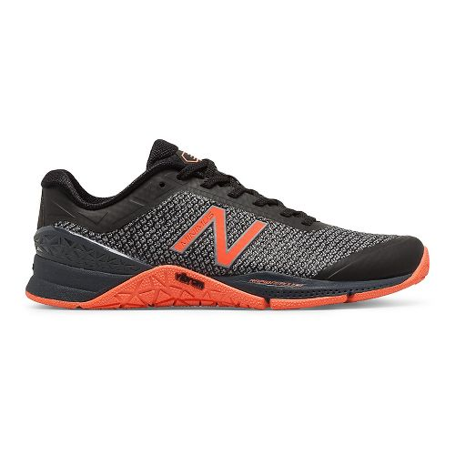 Womens New Balance Minimus 40v1 Cross Training Shoe - Black/Pink 10