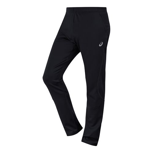 Mens ASICS Thermal XP Slim Pants - Performance Black M