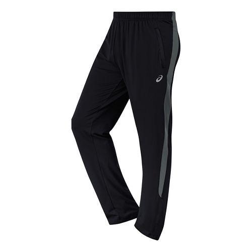 Mens ASICS Thermopolis Pants - Performance Black LR