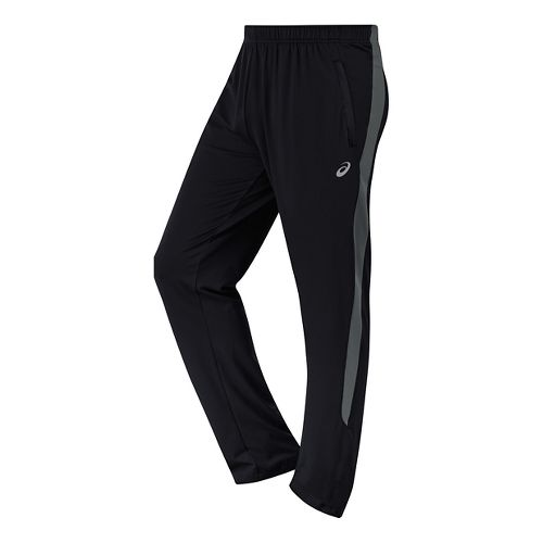 Mens ASICS Thermopolis Pants - Performance Black XLR