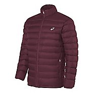 Mens ASICS Down Cold Weather Jackets
