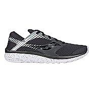 Mens Saucony Kineta Relay Reflex Casual Shoe - Black/Silver 10.5