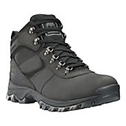 Mens Timberland Mt Maddsen Mid Waterproof Hiking Shoe - Black 11