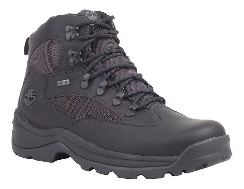 Mens Timberland Chocorua Trail Mid Waterproof Hiking Shoe - Black 9