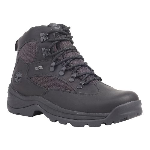 Mens Timberland Chocorua Trail Mid Waterproof GTX Hiking Shoe - Black 10