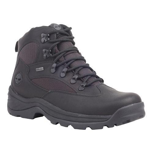 Mens Timberland Chocorua Trail Mid Waterproof GTX Hiking Shoe - Black 9.5