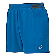 "Mens ASICS Distance 5"" Lined Shorts"