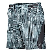 """Mens ASICS Distance 5"""" Lined Shorts"""