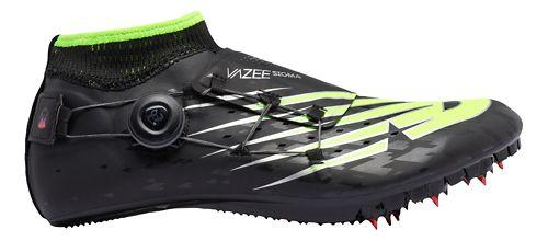 New Balance Vazee Sigma Track and Field Shoe - Black/Yellow 10