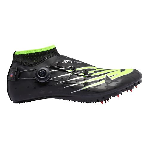 New Balance Vazee Sigma Track and Field Shoe - Black/Yellow 11.5