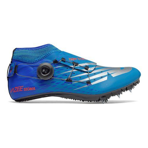 New Balance Vazee Sigma Track and Field Shoe - Maldives Blue/White 11
