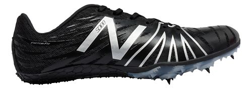 New Balance SD100v1 Track and Field Shoe - Black/Silver 6.5