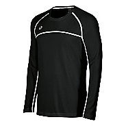 Mens ASICS Conform Long Sleeve Technical Tops