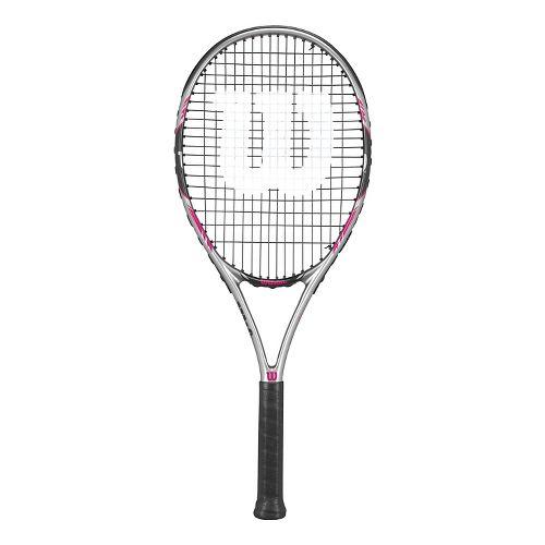 Wilson Hope Lite 3 Racquet Fitness Equipment - Pink/Silver