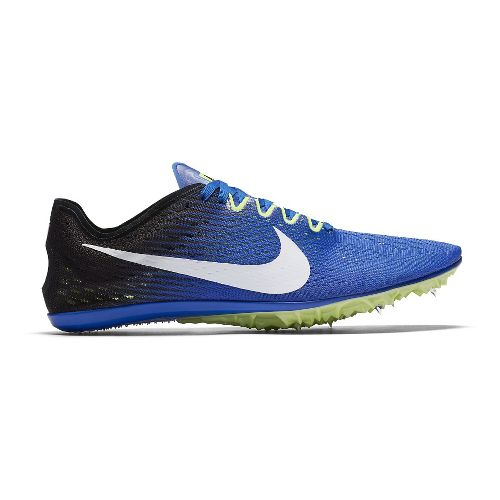 Nike Zoom Victory 3 Track and Field Shoe - Blue/Black 7.5
