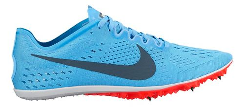 Nike Zoom Victory 3 Track and Field Shoe - Blue 7.5