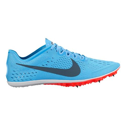 Nike Zoom Victory 3 Track and Field Shoe - Black/White 12