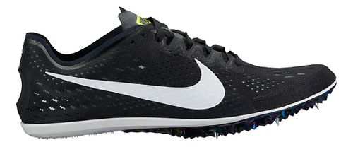 Nike Zoom Victory Elite 2 Track and Field Shoe - Black/White 6