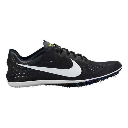 Nike Zoom Victory Elite 2 Track and Field Shoe - Black/White 7.5