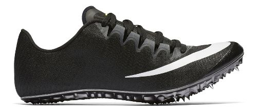 Nike Zoom Superfly Elite Track and Field Shoe - Black/White 4.5