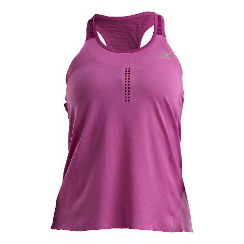 Womens Altra Performance Tanks Technical Tops - Orchid L