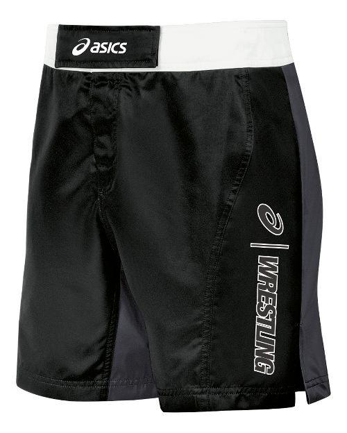asics wrestling compression shorts