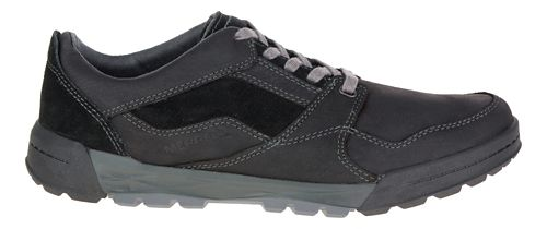 Mens Merrell Berner Lace Casual Shoe - Black 11.5