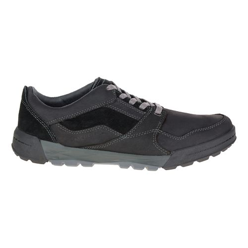 Mens Merrell Berner Lace Casual Shoe - Black 7.5