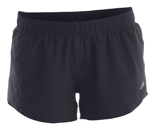 Womens Altra Racer Lined Shorts - Black M