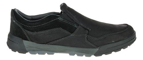 Mens Merrell Berner Moc Casual Shoe - Black 11