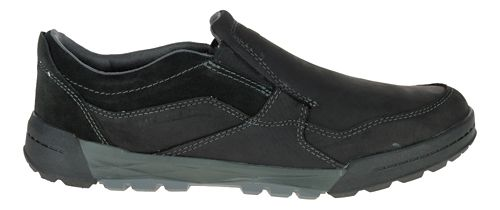 Mens Merrell Berner Moc Casual Shoe - Black 12