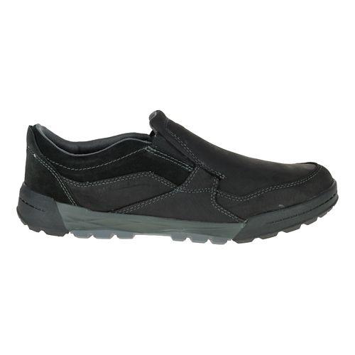 Mens Merrell Berner Moc Casual Shoe - Black 15