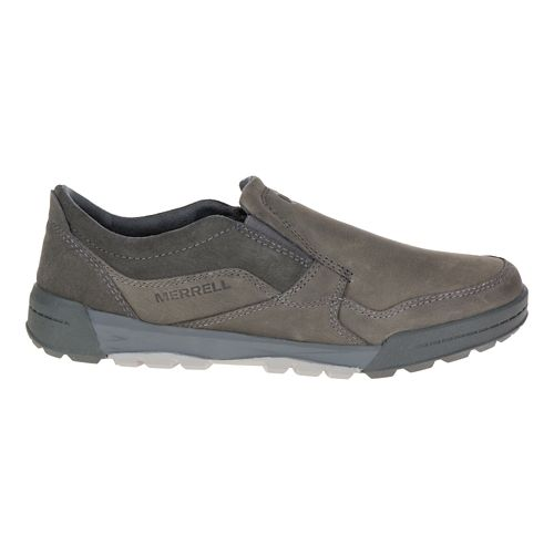 Mens Merrell Berner Moc Casual Shoe - Granite 10