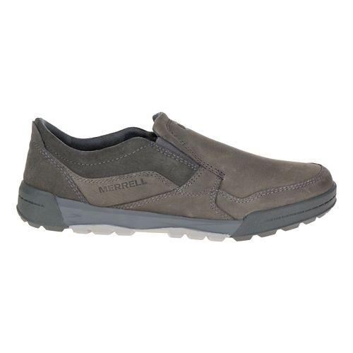 Mens Merrell Berner Moc Casual Shoe - Granite 10.5