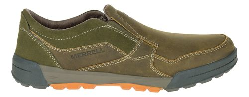 Mens Merrell Berner Moc Casual Shoe - Dusty Olive 9.5