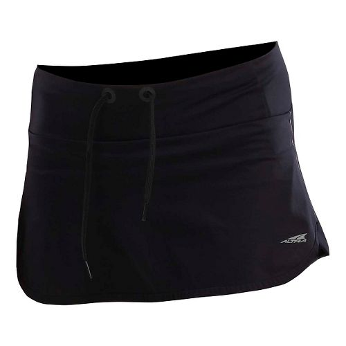 Womens Altra Performance Fitness Skirts - Black S