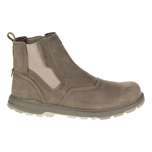 Mens Merrell Brevard Chelsea Casual Shoe - Brindle 12