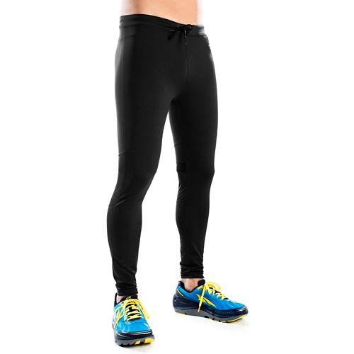 Mens Altra Performance Full Tights & Leggings Pants - Black XL