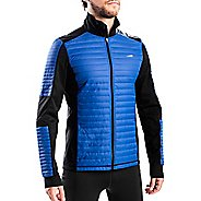 Mens Altra Performance Full Zip Zoned Heat Running Jackets
