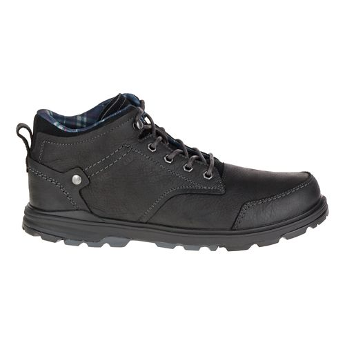 Mens Merrell Brevard Chukka Casual Shoe - Black 10