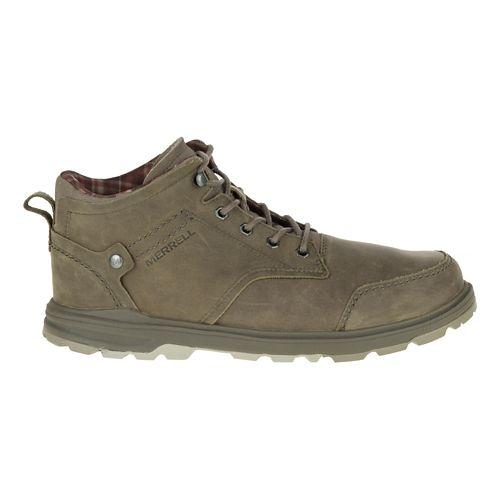 Mens Merrell Brevard Chukka Casual Shoe - Brindle 11